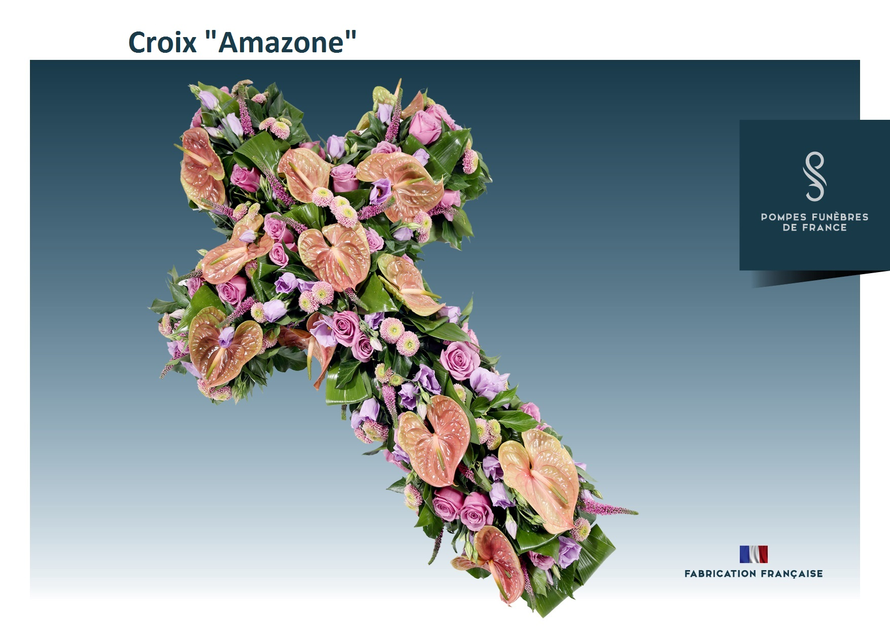 Croix AMAZONE