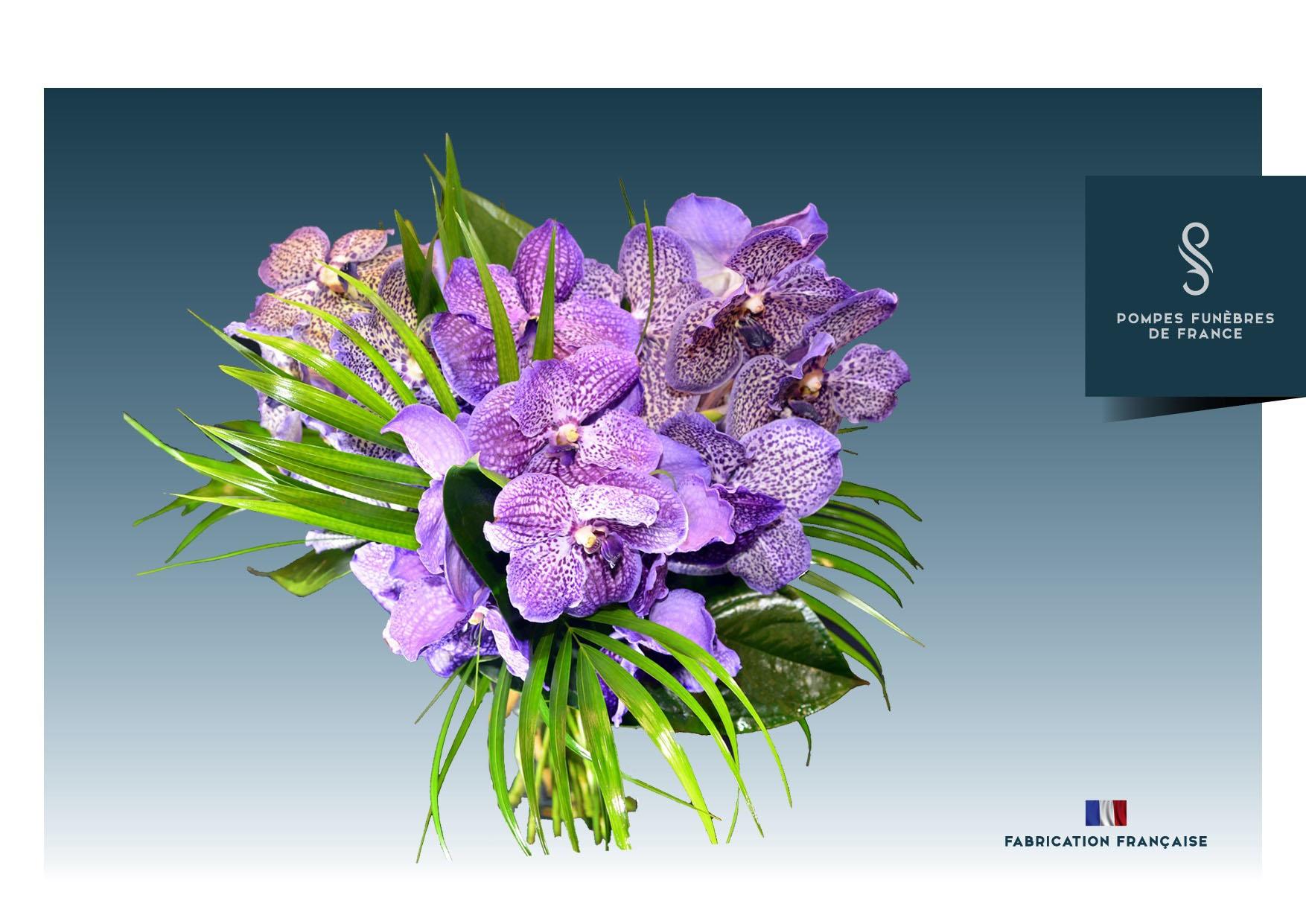 Bouquet VANDA