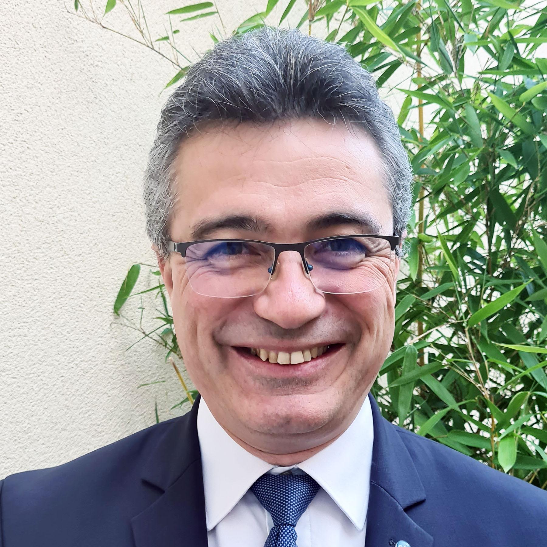 Christophe L'Hériteau (48 ans)